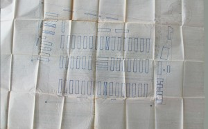 plan camp de beyris 1940